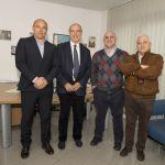 Il Coordinatore Luca Colasanto  incontra i suoi vice nella sede provinciale di Forza Italia. Al via la stagione del tesseramento