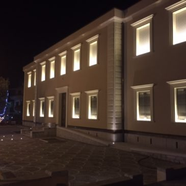 Guardia Sanframondi: Accensione delle luminarie natalizie nel Centro Antico