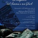 San Salvatore Telesino: Gli Amici della Biblioteca presentano 'Un emigrante dal Sannio a via Gluck' di Cicchiello