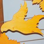 Guardia Sanframondi. Inaugurazione di un capolavoro d'arte moderna nella Casa di Bacco realizzato e donato dal maestro Ernesto Pengue