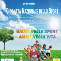 Giornata nazionale dello sport web