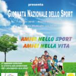 Ad Amorosi si festeggia la Giornata Nazionale dello Sport