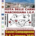 Castel Campagnano. Festa delle carni Marchigiana Igp