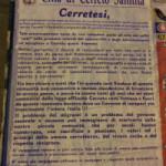 """Cerreto Sannita: Il Sindaco non vuole """"il bivacco dei clandestini"""" nel suo Comune"""