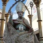 San Salvatore Telesino. Solenni festeggiamenti in onore di San Leucio