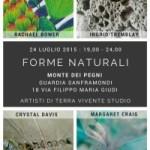 Guardia Sanframondi: il 24 luglio l'appuntamento artistico Forme Naturali
