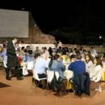 """Guardia Sanframondi: il GAL Titerno a """"Vinalia"""" con lo showcooking in real time. Quattro serate con prestigiosi chef che abbineranno le etichette dei vini partecipanti con i loro piatti."""