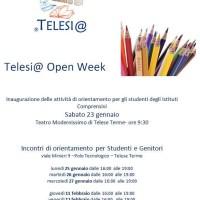 locandina open week
