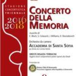 Il concerto della memoria