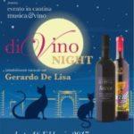 """A Masseria Vigne Vecchie di Solopaca c'è """"diVino night"""""""