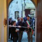 San Lorenzo Maggiore: Inaugurata la nuova sede dell'associazione Lamparelli