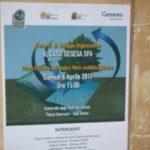 Inaugurazione della prima edizione di Project Work multidisciplinare Università degli Studi del Sannio – GESESA