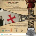 Telese Terme. Cavalleria Angelica – XIV Congresso Nazionale Italicum – Medioevo Neo Templare