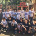Scuola Primaria Bilingue di Benevento classificata al terzo posto nella gara Kangourou 2017