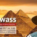 L'Unifortunato ospiterà il prof. Zahi Hawass, archeologo ed egittologo di fama
