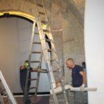 Cominciate le operazioni per la trasferta dell'Obelisco egizio del Tempio di Iside dal Museo Arcos al J. Paul Getty Museum di Los Angeles
