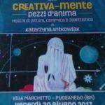 Puglianello, dal 30 giugno al 2 luglio una mostra di pittura di un'ospite del Dipartimento di Salute Mentale