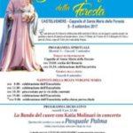 La Comunità castelvenerese è pronta per i Festeggiamenti in onore della Madonna della Foresta