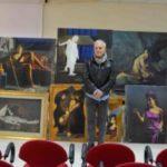 Benevento: recuperate dalla Polizia di Stato 13 opere del maestro Ferrante