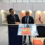 L'artista sannita Carmine Carlo Maffei incanta Bruxelles