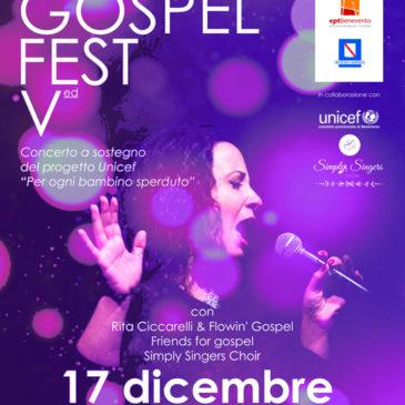 Al Teatro De Simone di Benevento la V edizione del SANNIO GOSPEL FEST