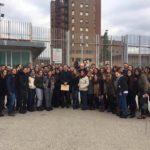 Studenti in visita alla casa Circondariale di Benevento