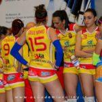 Accademia Volley: Netta sconfitta contro Orsogna in tre set