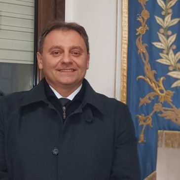 Guardia Sanframondi, Giovanni Ceniccola nuovo vicesindaco