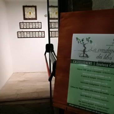 """Castelvenere. """"La Vendemmia dei Libri"""" ospita giornalista-scrittore Simone Di Meo"""