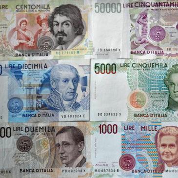 Accadde oggi: 28 febbraio 2002, l'ultimo giorno della Lira italiana