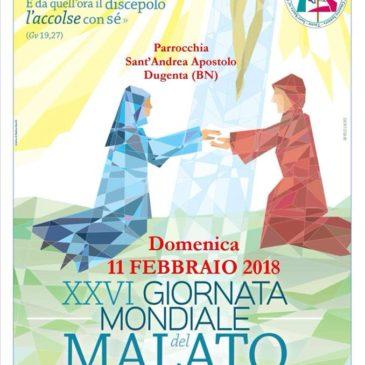 Giornata del Malato 2018, in Diocesi si celebrerà domenica 11 febbraio a Dugenta