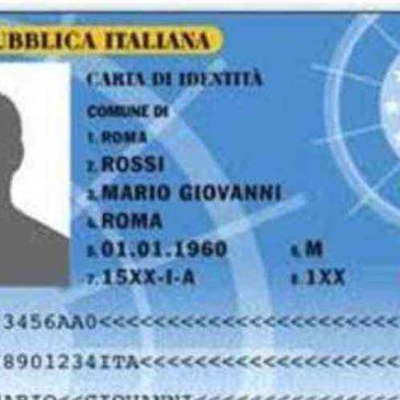 Telese Terme, sarà possibile richiedere la nuova carta d'identità elettronica