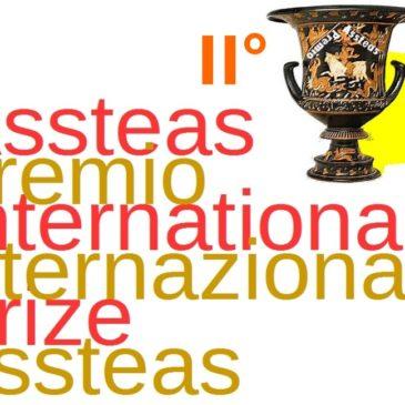 """Cerreto Sannita. II° edizione del Premio Internazionale """"Assteas"""" la Fenice è il tema"""