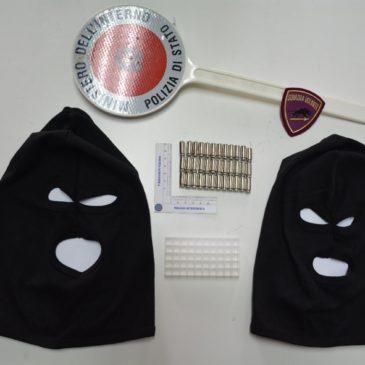 Polizia di Stato: pattuglia della Squadra Volante sventa possibile azione delittuosa