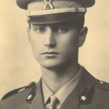 Cinquant'anni fa la scomparsa del S. Tenente Angelo D'Argenio