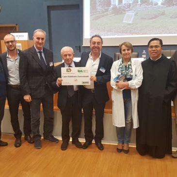 """All'Ospedale Fatebenefratelli di Benevento il Corso teorico pratico: """"Con-vivere con la stomia""""."""