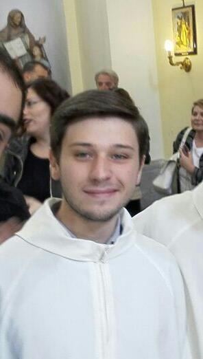 San Salvatore Telesino, sabato 7 aprile il seminarista Alex Criscuolo sarà ammesso agli ordini sacri