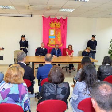 """Studenti e legalità, Bellassai: """"La Polizia di Stato vicina ai giovani per sviluppare il senso di responsabilità sociale"""""""