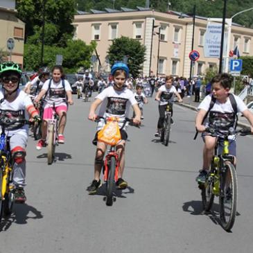 Guardia Sanframondi, oltre 160 cicloamatori per la passeggiata di Bicincittà