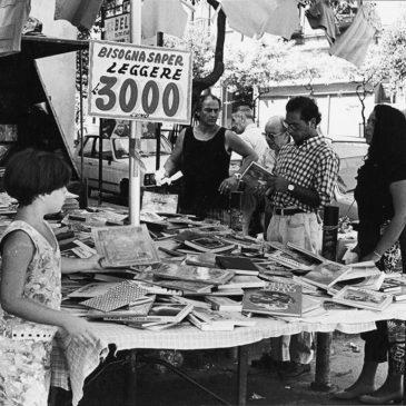 """Telese Terme, libreria Controvento: si inaugura la mostra fotografica """"Letture"""", foto di Guido Giannini."""