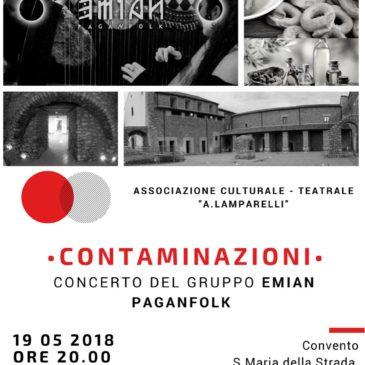 """San Lorenzo Maggiore. Associazione """"A. LAMPARELLI"""": Il Convento S. Maria Della Strada si fa palcoscenico di contaminazioni"""