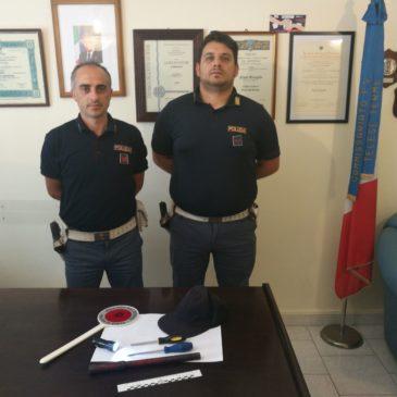 Polizia di Stato, a San Salvatore Telesino arrestati nella notte due pluripregiudicati rumeni