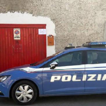Telese Terme, la Polizia di Stato sequestra officina abusiva in pieno centro