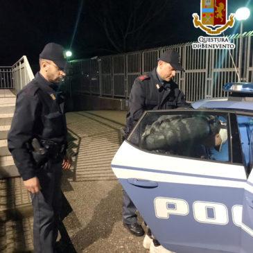 Castelvenere. Rapina aggravata, la Polizia di Stato arresta un 24enne