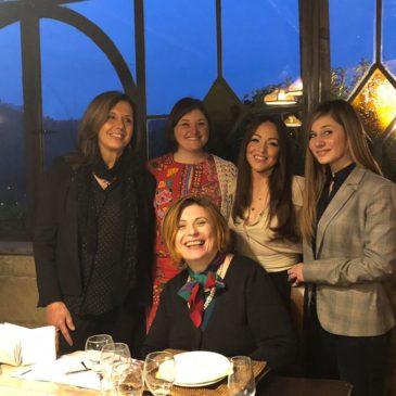 Valentina Carputo è  la nuova delegata delle Donne del Vino della Campania
