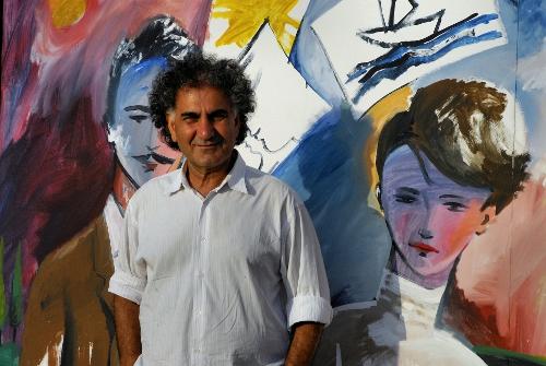 Fuad Aziz, autore e illustratore per l'infanzia a Benevento per incontrare adulti e bambini.