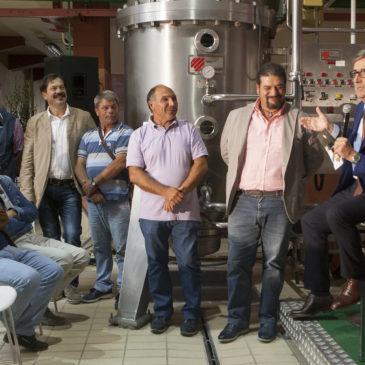 Guardia Sanframondi: Il riconoscimento a Riccardo Cotarella, consulente enologo de La Guardiense che ha rivoluzionato i vigneti