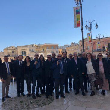 Il Comune di Matera ha proposto di impiantare piante di falanghina per celebrare l'anno della doppia capitale europea