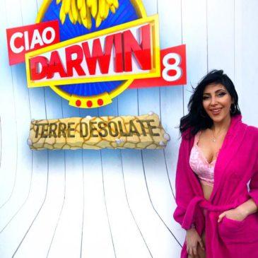 La modella campana Nunzia Esposito a Ciao Darwin