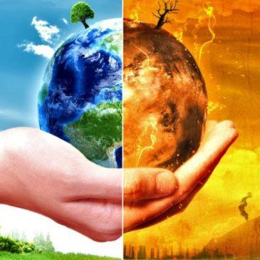 """Seminario di studi sul tema """"Cambiamenti climatici: Punto di non ritorno"""""""